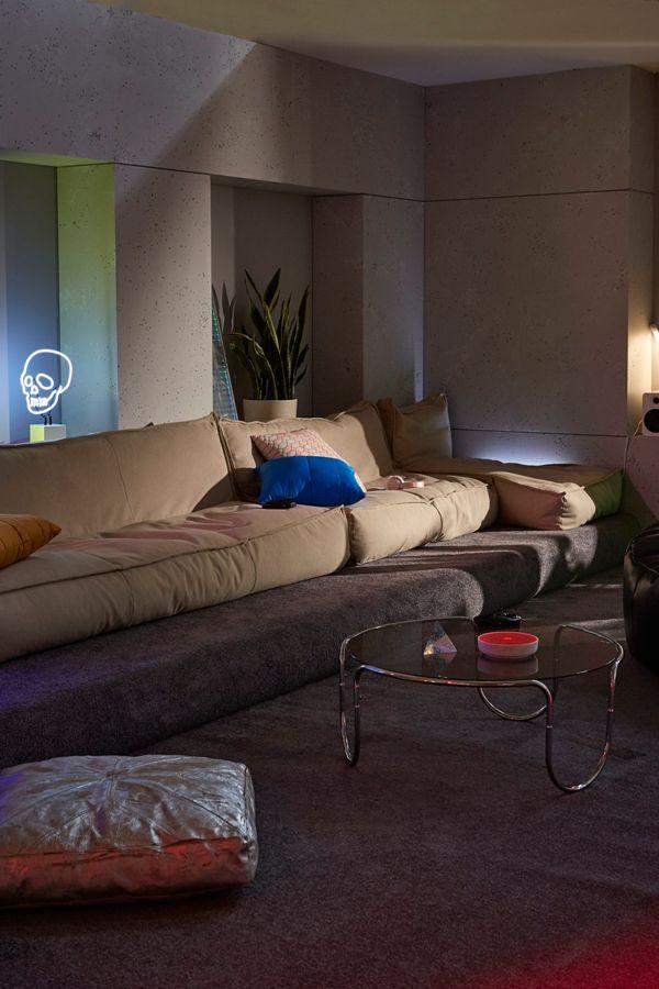 Wondrous Lennon Loveseat Sofa Urban Outfitters Ibusinesslaw Wood Chair Design Ideas Ibusinesslaworg