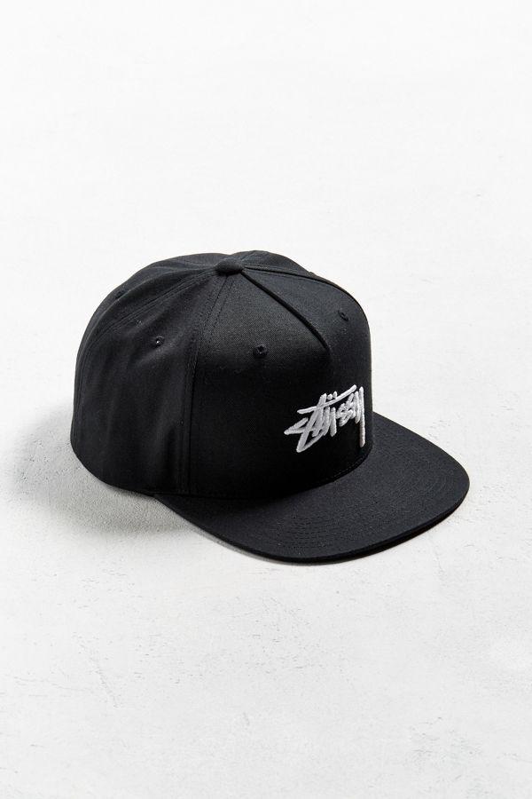 15979b011da Stussy Snapback Hat