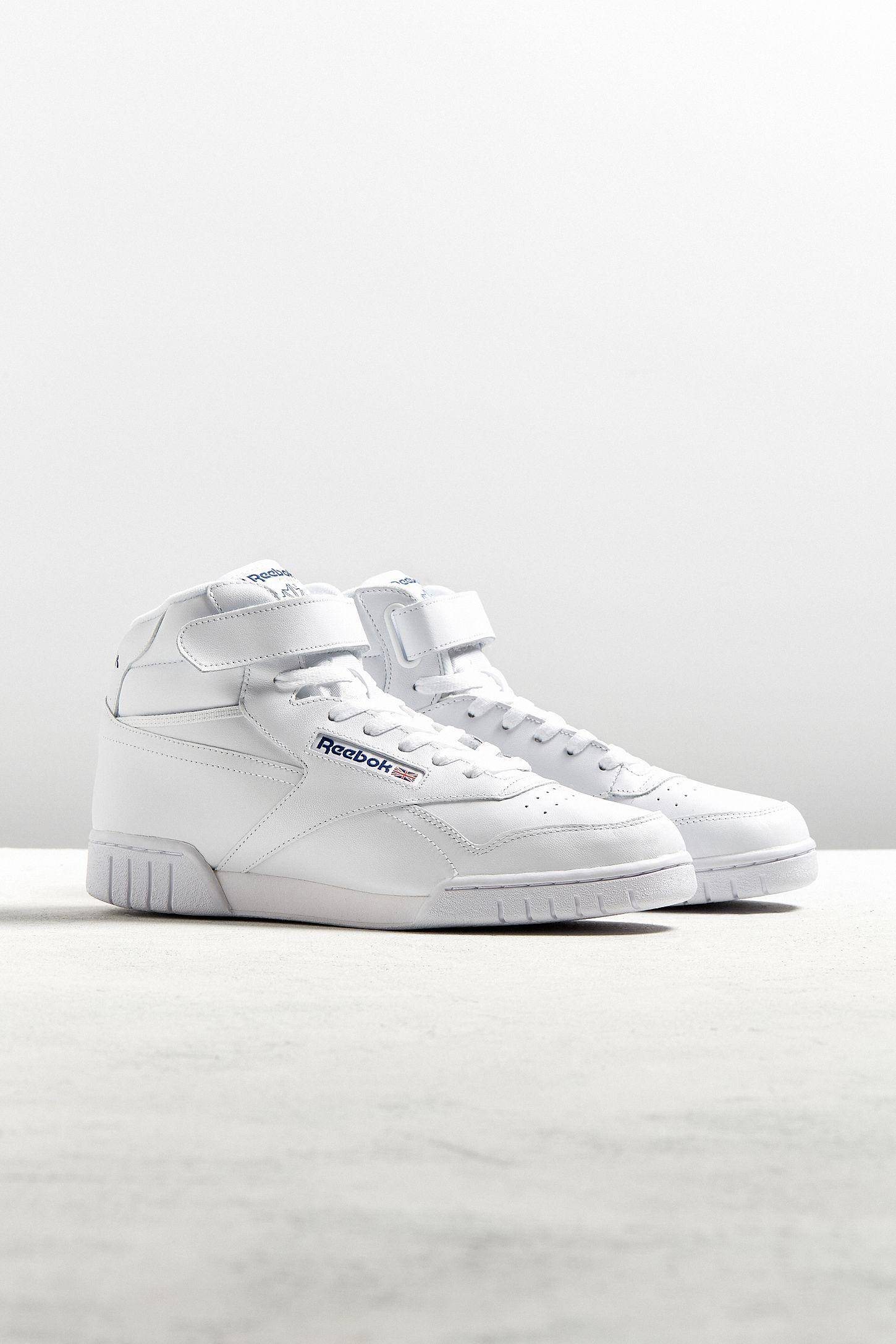 1b9984b900c Reebok Ex-O-Fit Hi Clean Sneaker