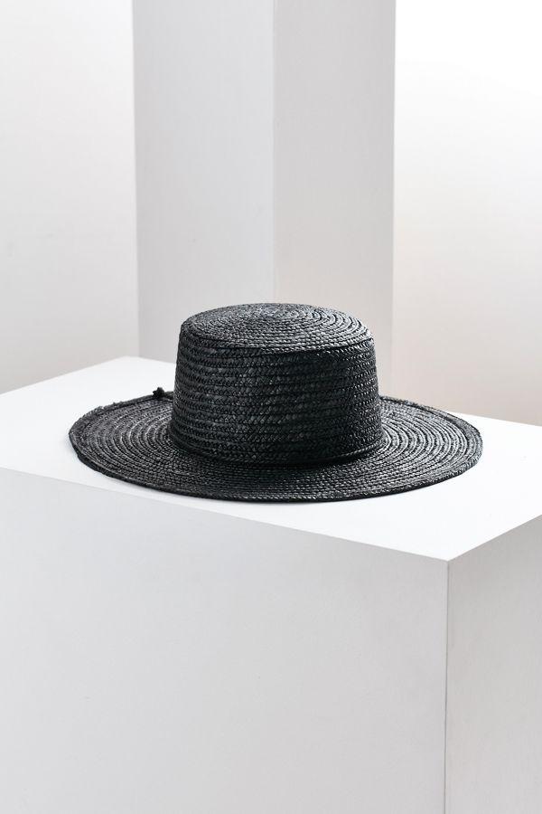 c06f97437c0ea Vanessa Straw Boater Hat