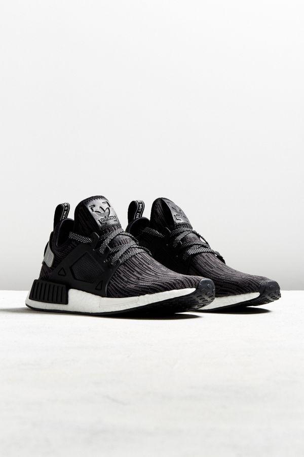 adidas NMD XR1 Primeknit Textured Sneaker