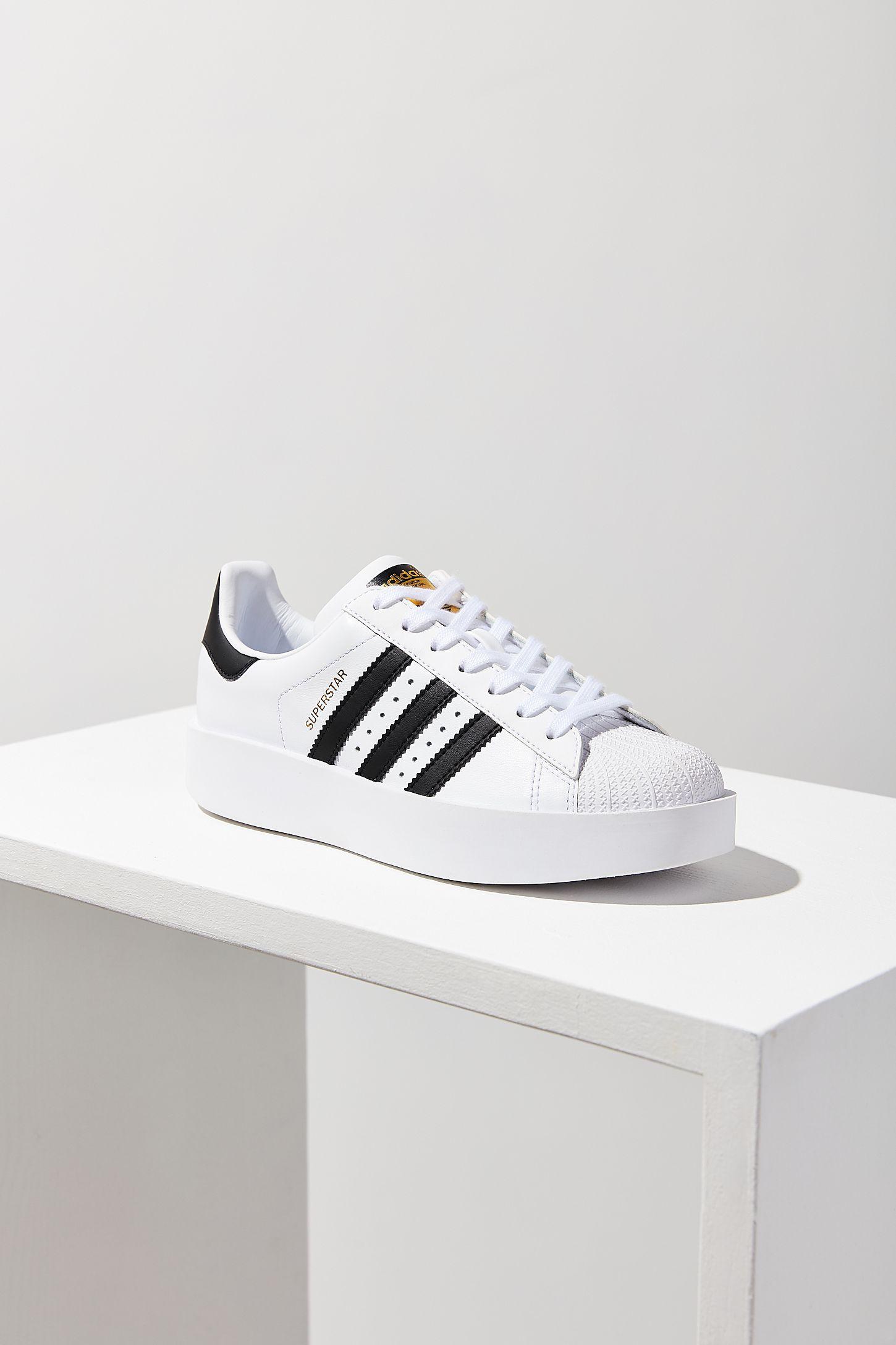 4e3a80b1b2c adidas Originals Superstar Bold Platform Leather Sneaker