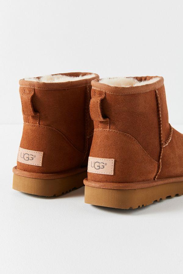 486f00ed3cd UGG Classic II Mini Ankle Boot