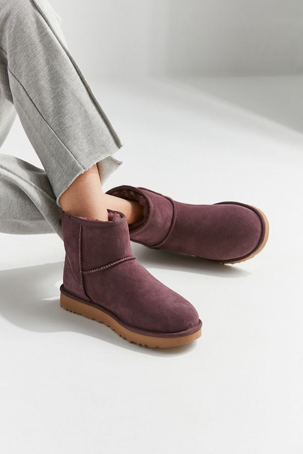 1633dd7cdc01 UGG Classic II Mini Ankle Boot | Urban Outfitters Canada
