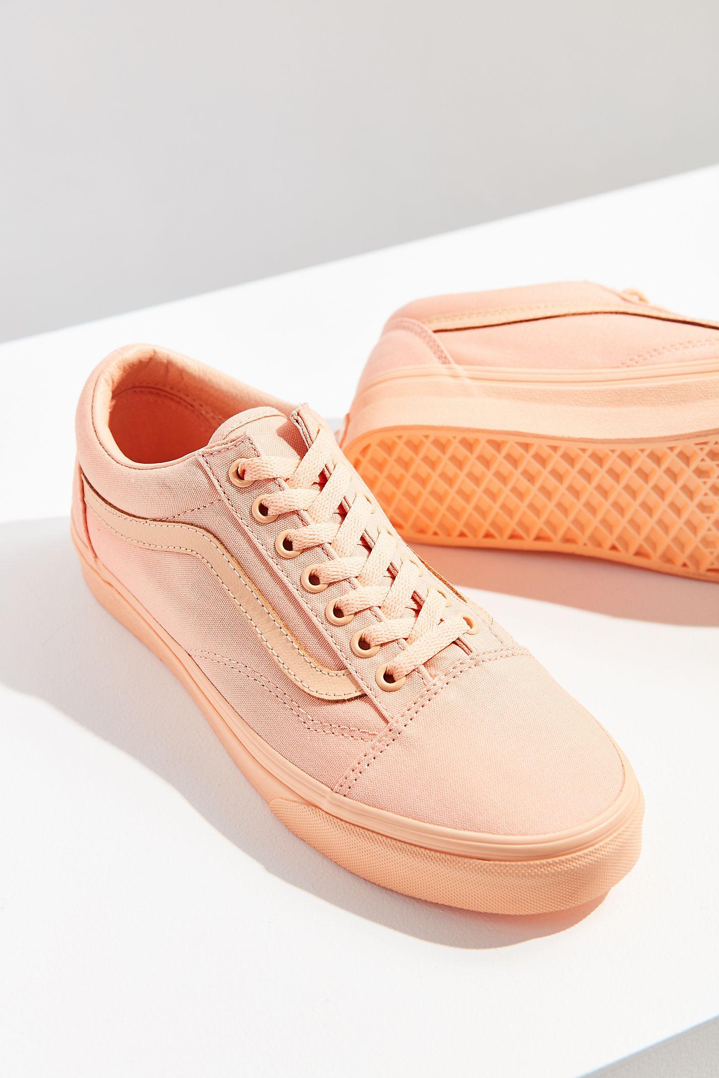 bf3dd996d20c16 Vans Mono Canvas Old Skool Sneaker