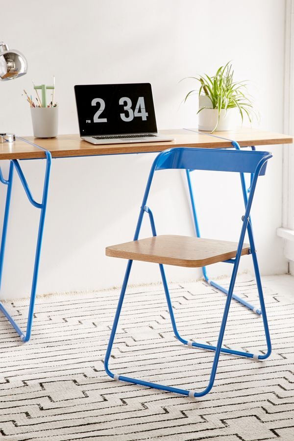 Strange Nora Wooden Folding Chair Machost Co Dining Chair Design Ideas Machostcouk