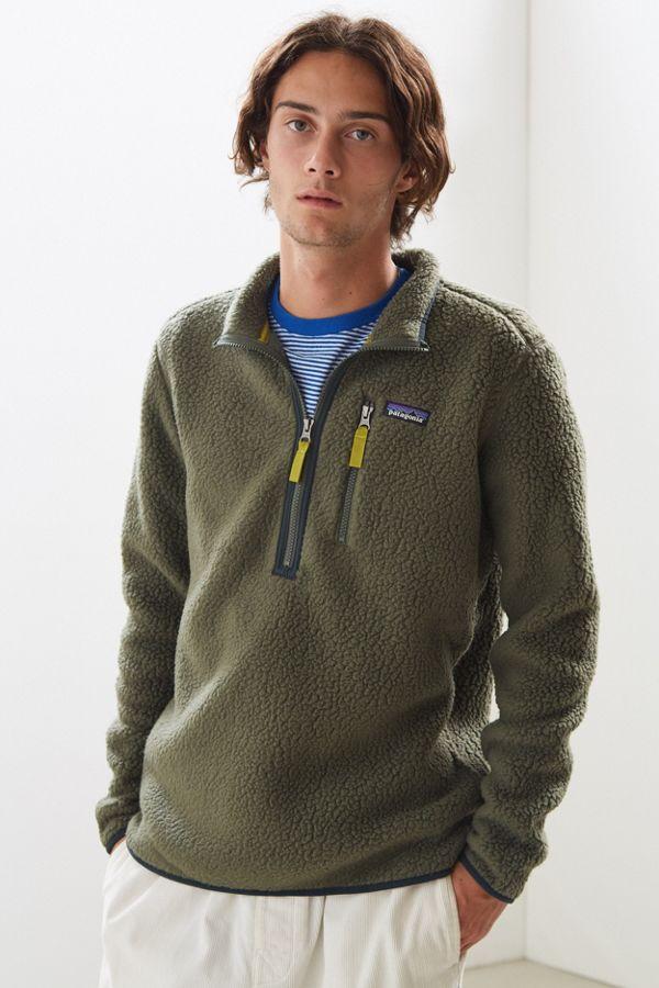 da13face Patagonia Retro Pile Pullover Sweatshirt | Urban Outfitters