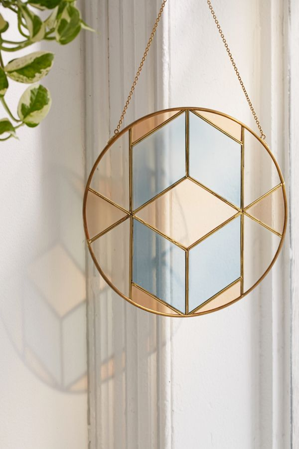 Lilley Stained Gl Window Hanging