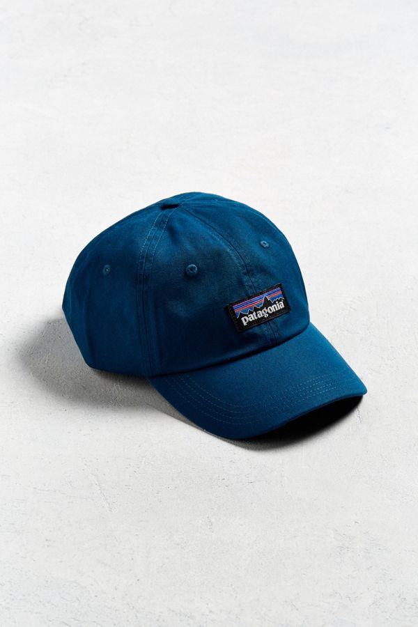 4a29886c Patagonia P-6 Label Traditional Baseball Hat | Urban Outfitters