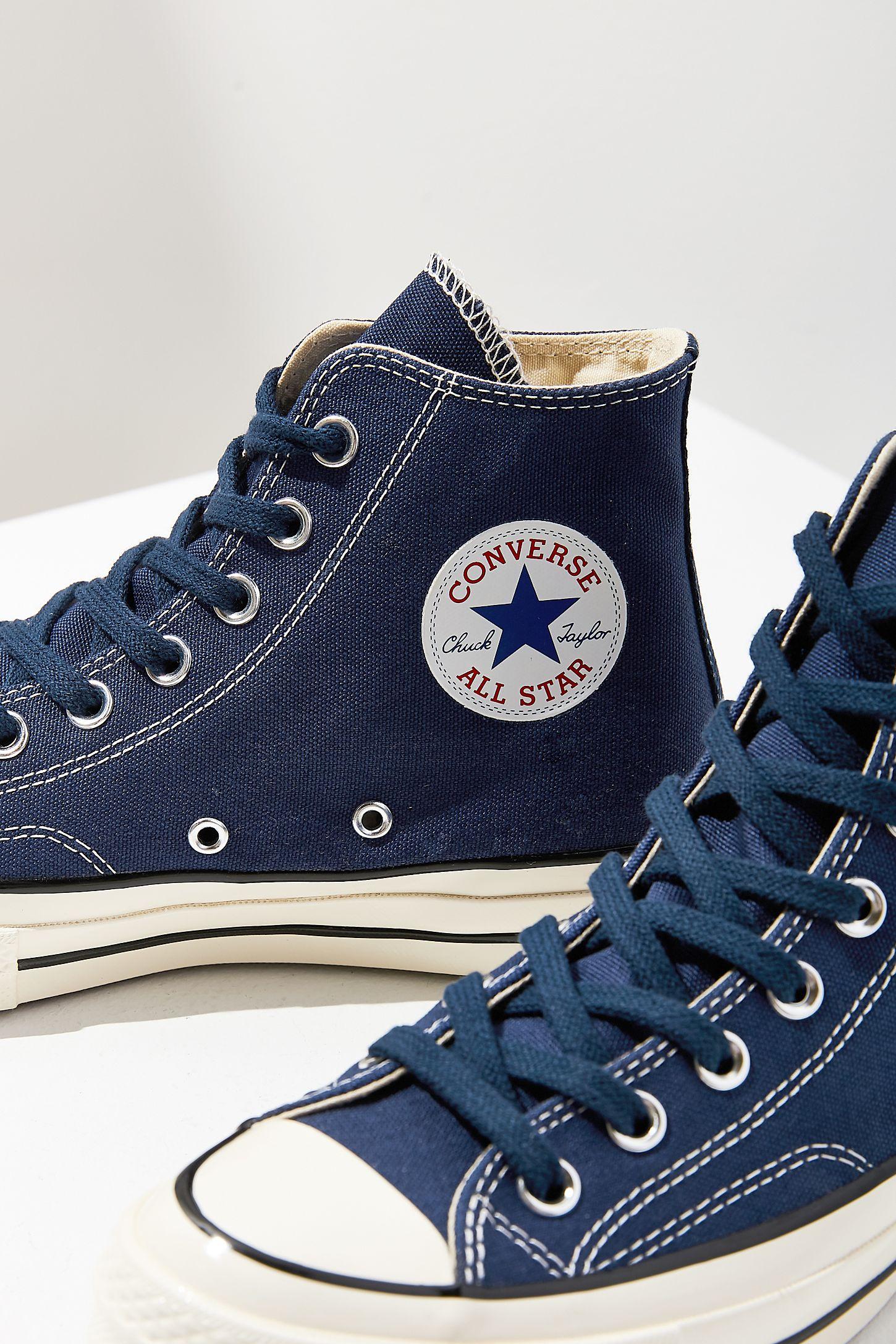 fcef7a63b54c8e Converse Chuck Taylor All Star  70 Vintage Canvas High Top Sneaker ...