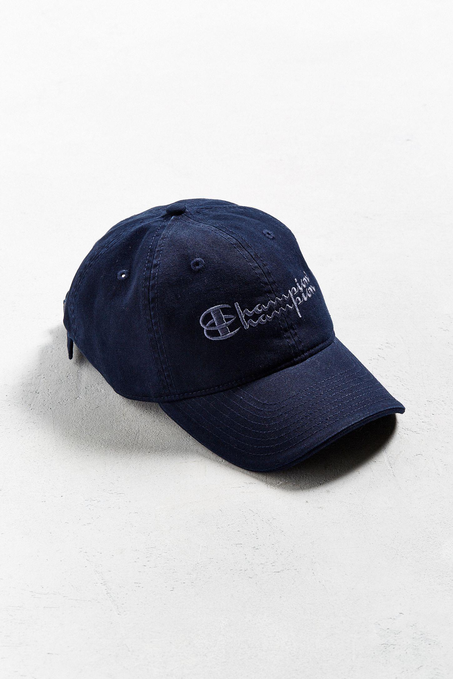093545f71f06d Champion   UO Multi Logo Baseball Hat