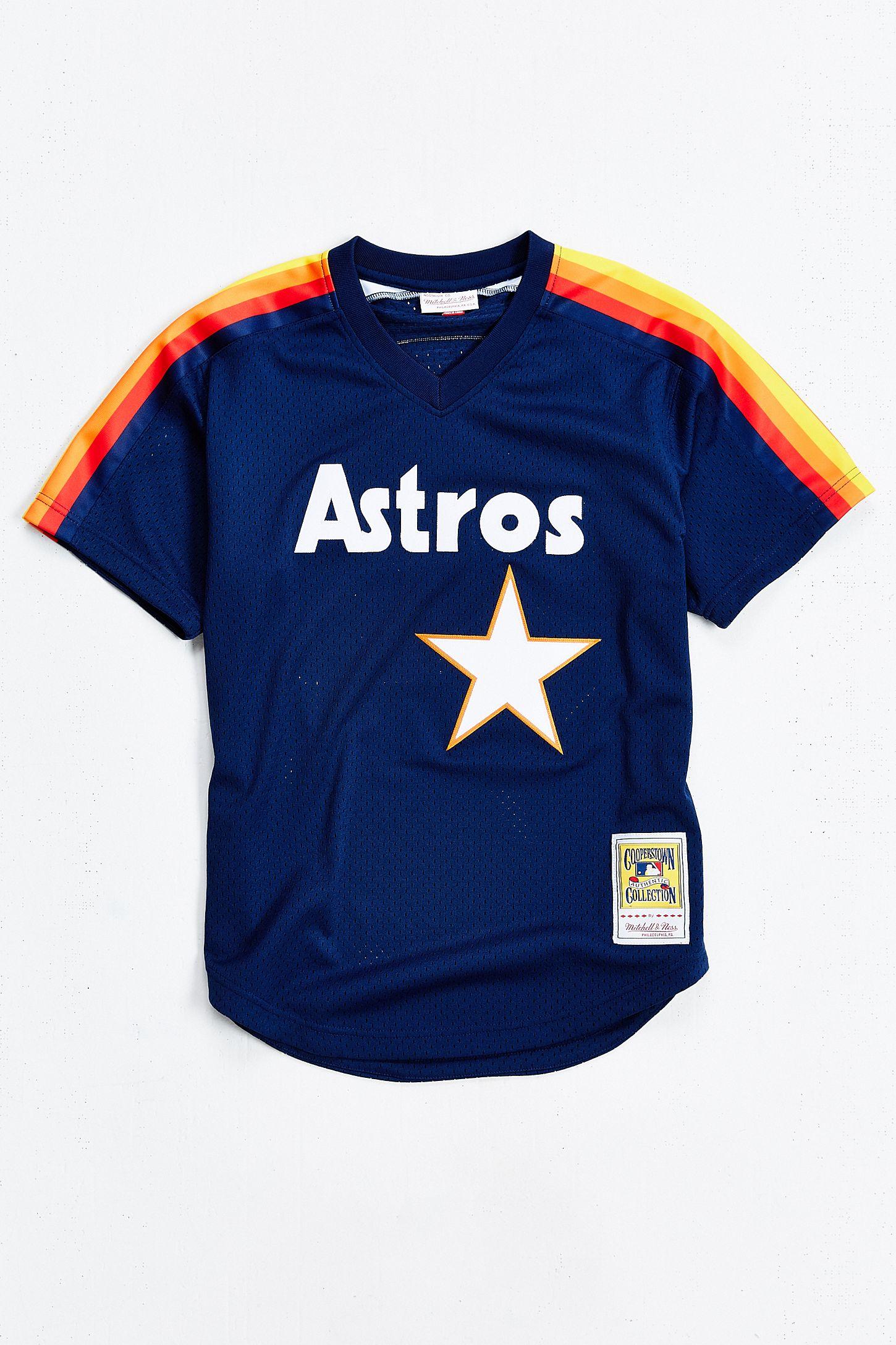 best cheap f419d d7d6c Mitchell & Ness Houston Astros Jersey