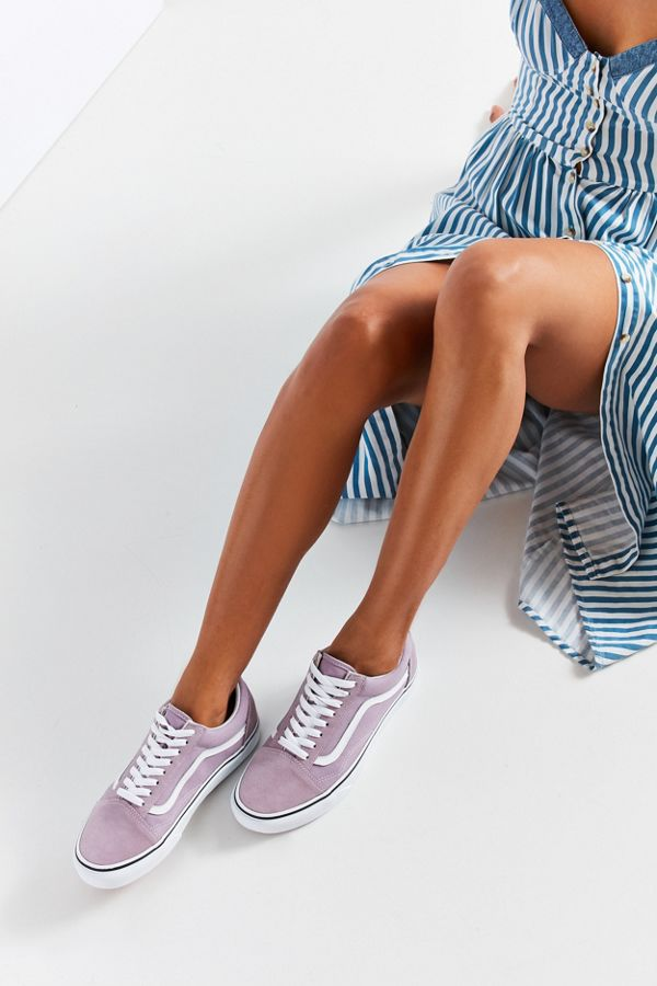 Urban Outfitters x Vans Vans Old Skool Violet Women's Sneaker Purple 5 at Urban Outfitters from Urban Outfitters (US)   Real Simple