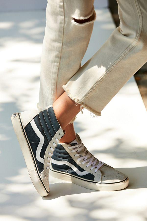 313544b430 Vans Vintage Sk8-Hi Reissue Sneaker