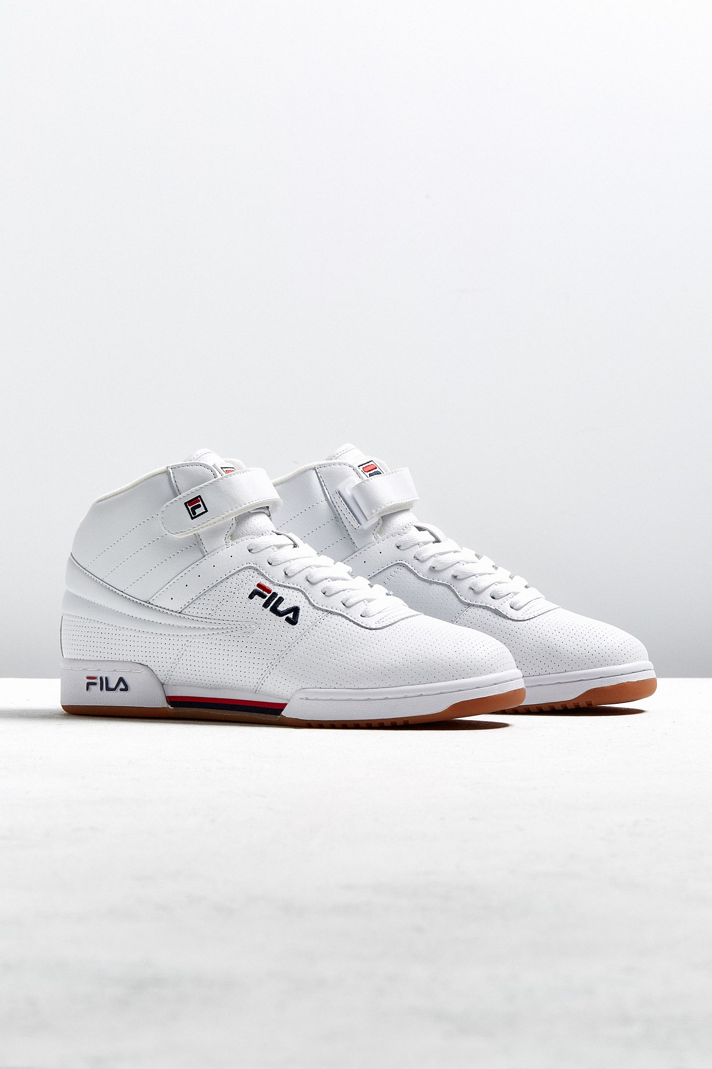 530416a737eb FILA F13 Perforated Sneaker