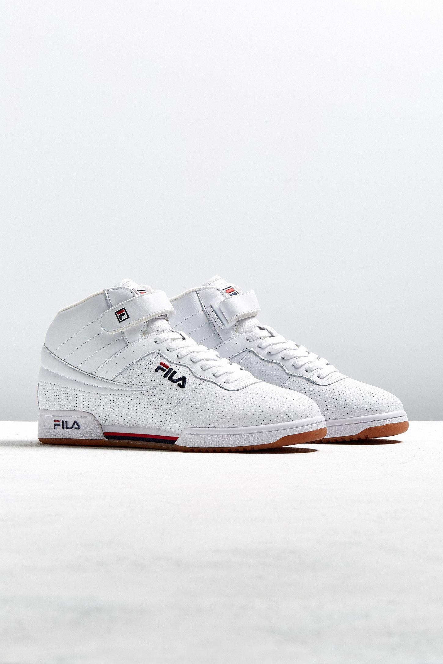 6dff9a77a3ec FILA F13 Perforated Sneaker