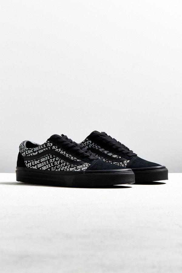 6c5ee60d94 Vans Old Skool OTW-AF Sneaker