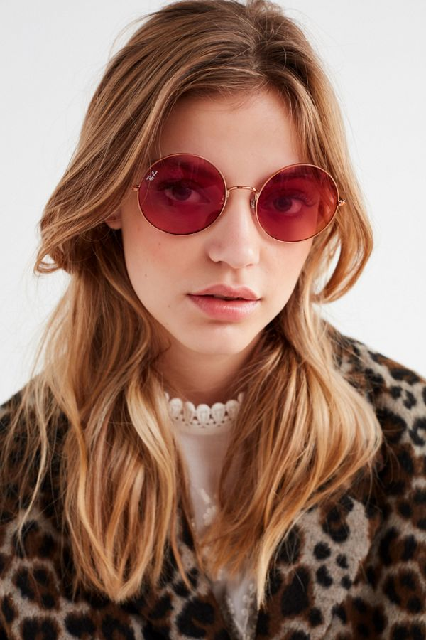 ae6a27b58 Ray-Ban The Ja-Jo Round Sunglasses | Urban Outfitters