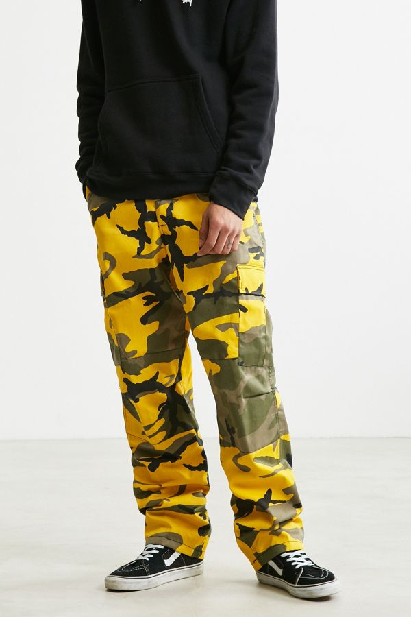 526b6767f5 Rothco Camo Cargo BDU Pant | Urban Outfitters