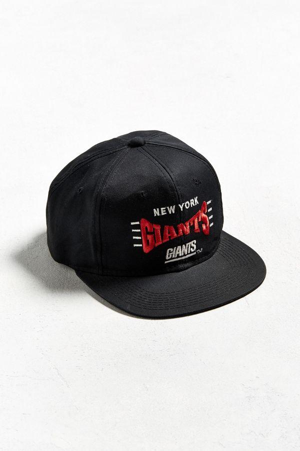 e990722048e Vintage New York Giants Snapback Hat