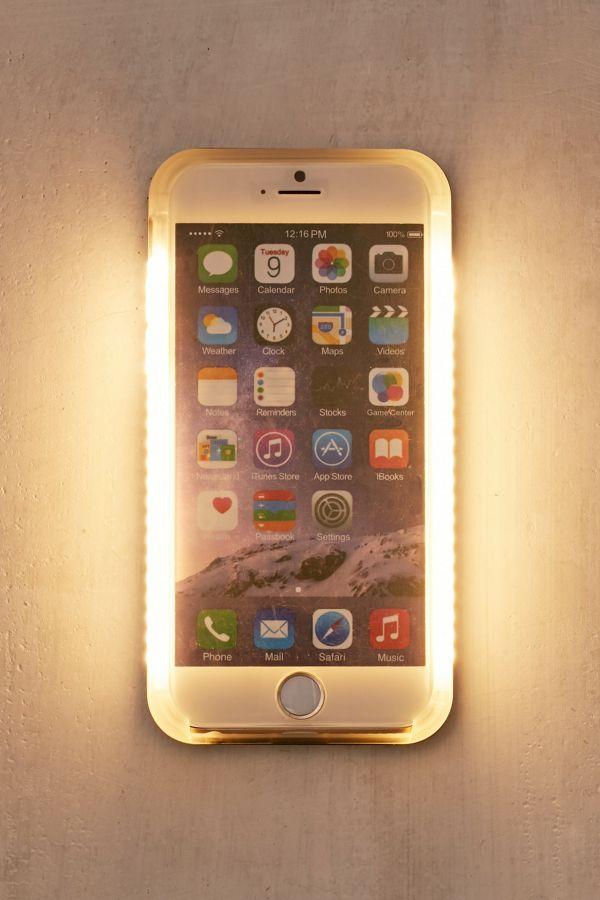 LuMee Perfect Selfie II iPhone 8/7/6/6s Case