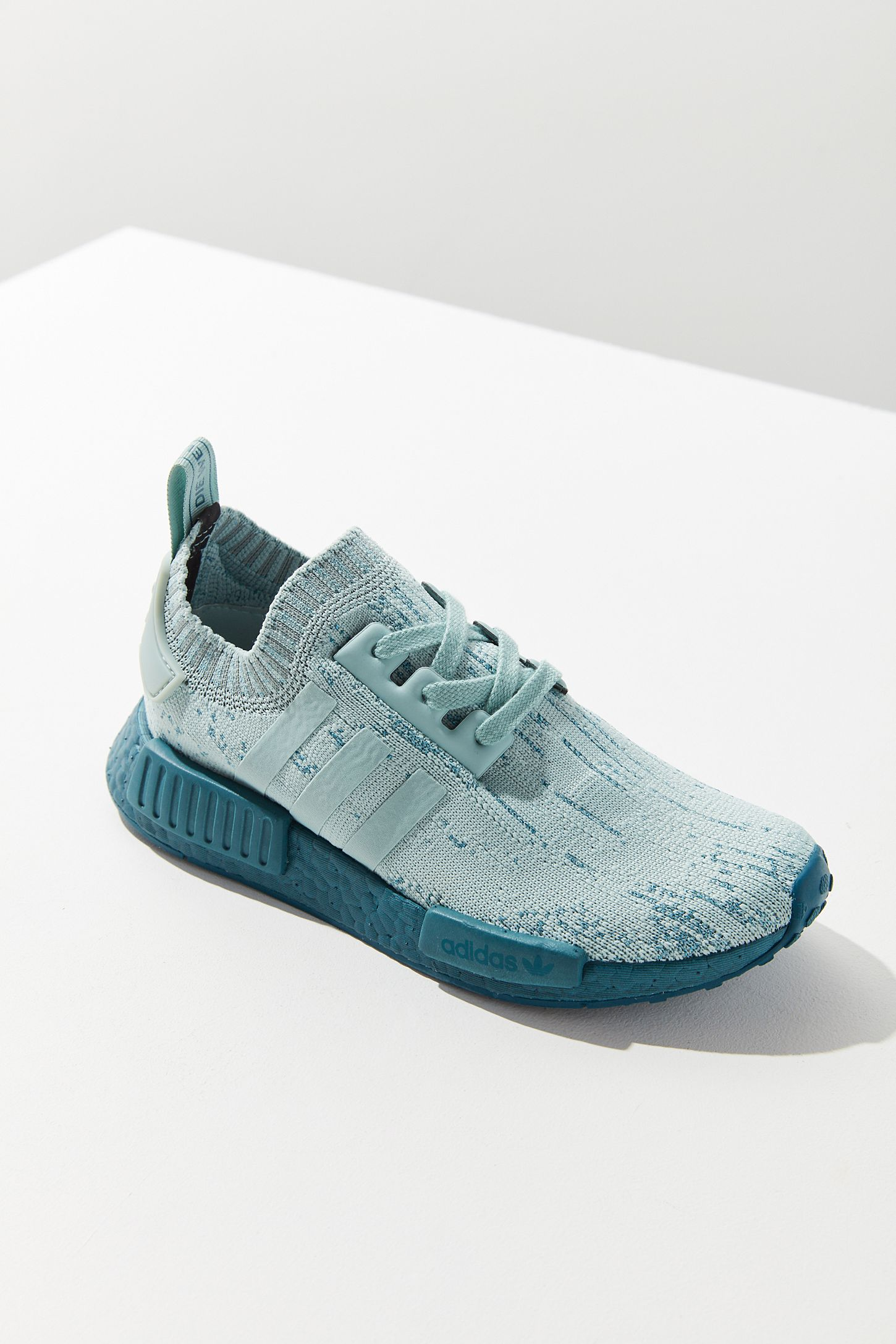 quality design 661e7 68c11 adidas Originals NMD R1 Primeknit Mint Sneaker. Tap image to zoom. Hover to  zoom. Double Tap to Zoom