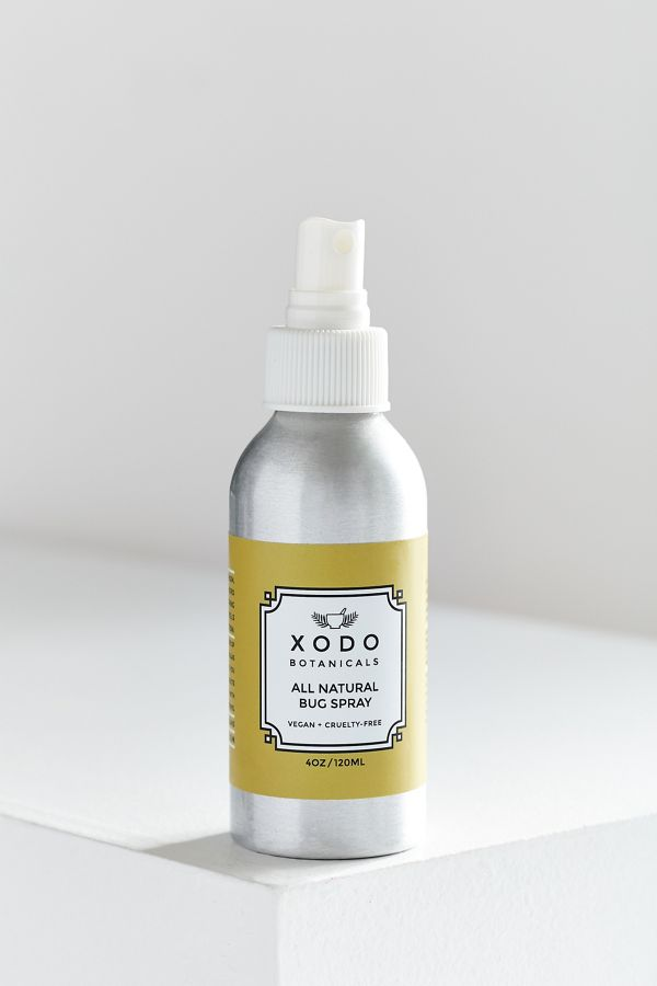 Xodo Botanicals All-Natural Bug Spray