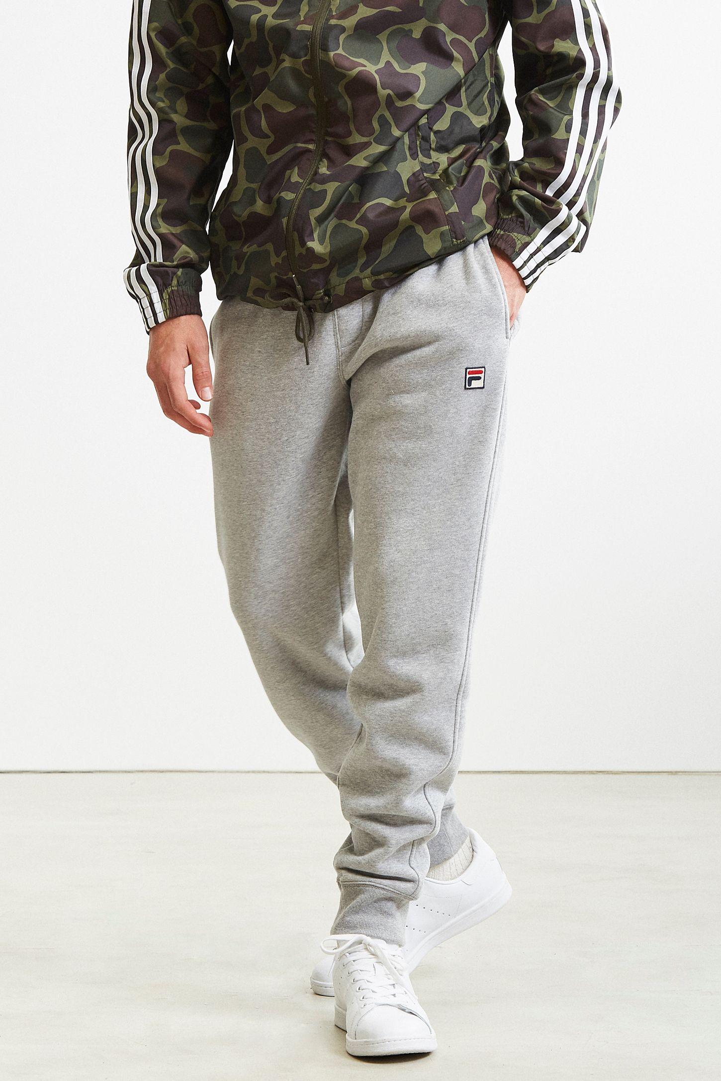 a0aa00963094a FILA Visconti Skinny Knit Jogger Pant | Urban Outfitters