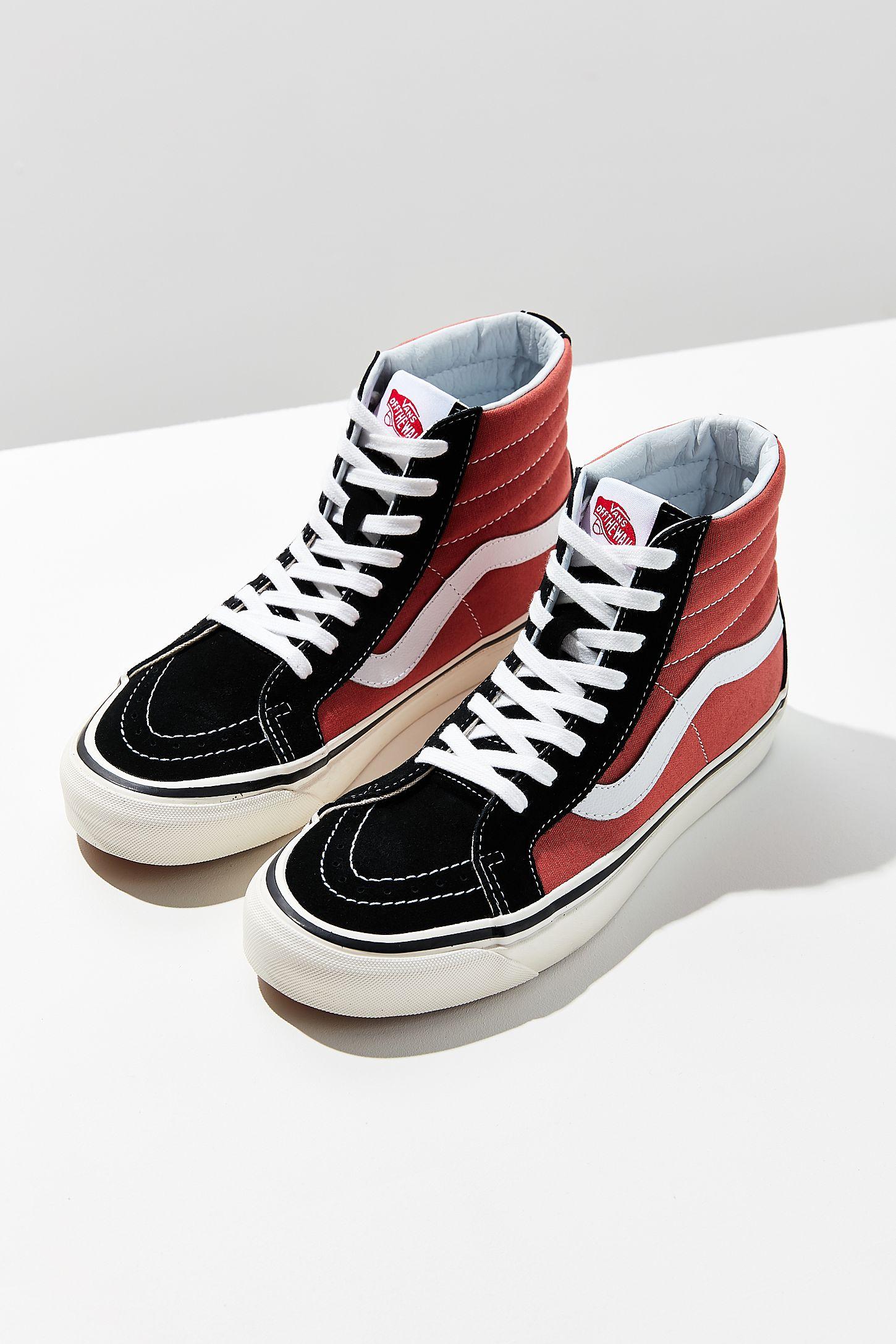 19df186eb8 Vans Anaheim Factory Sk8-Hi 38 DX Sneaker