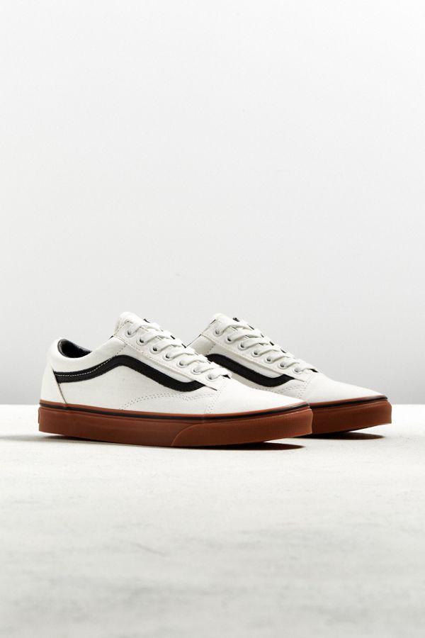 6454f4cebf3d7b Vans Old Skool Gum Sole Sneaker