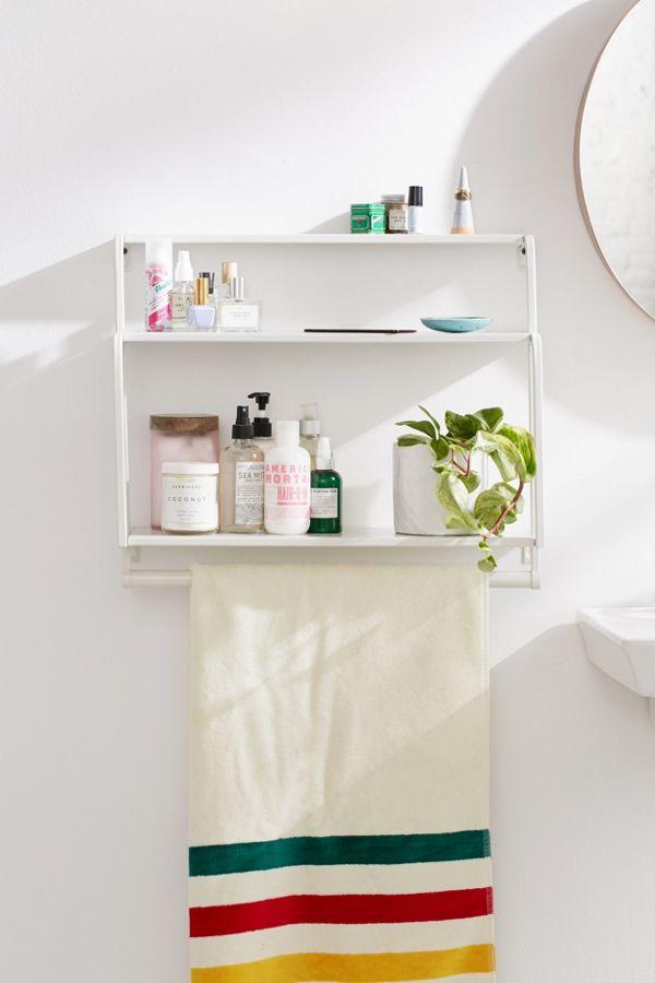Cameron Bathroom Wall Shelf
