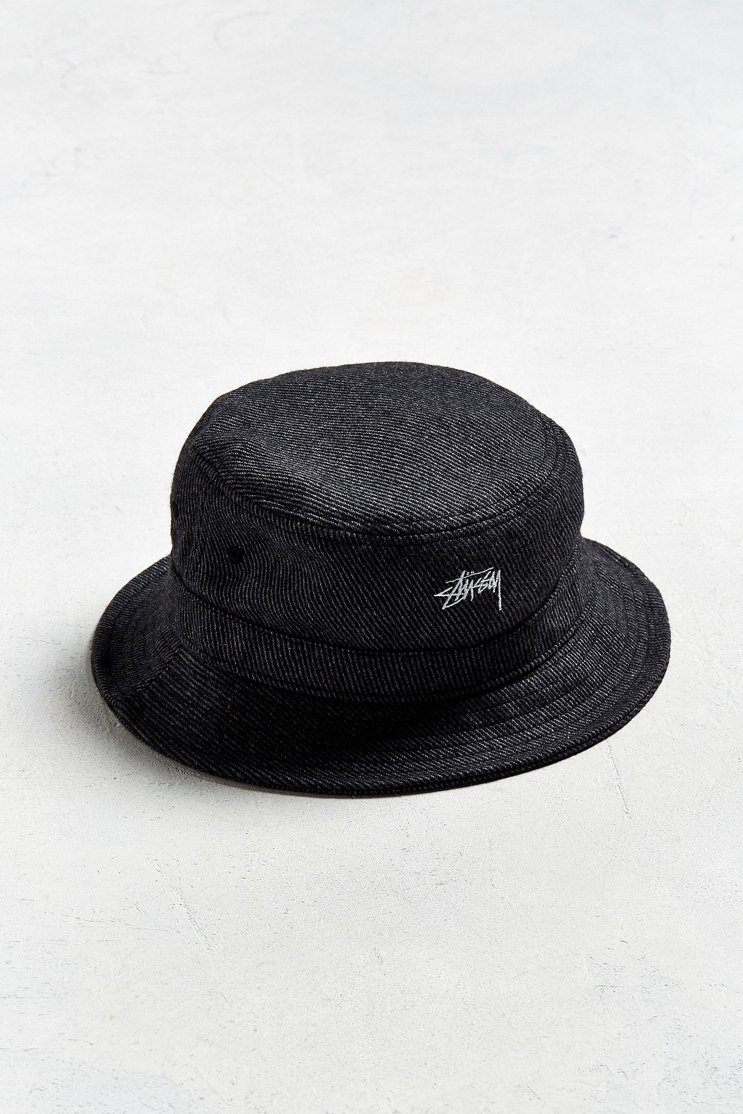 27ea92525d5 Stussy Textured Wool Bucket Hat. Tap image to zoom. Hover to zoom. Double  Tap to Zoom