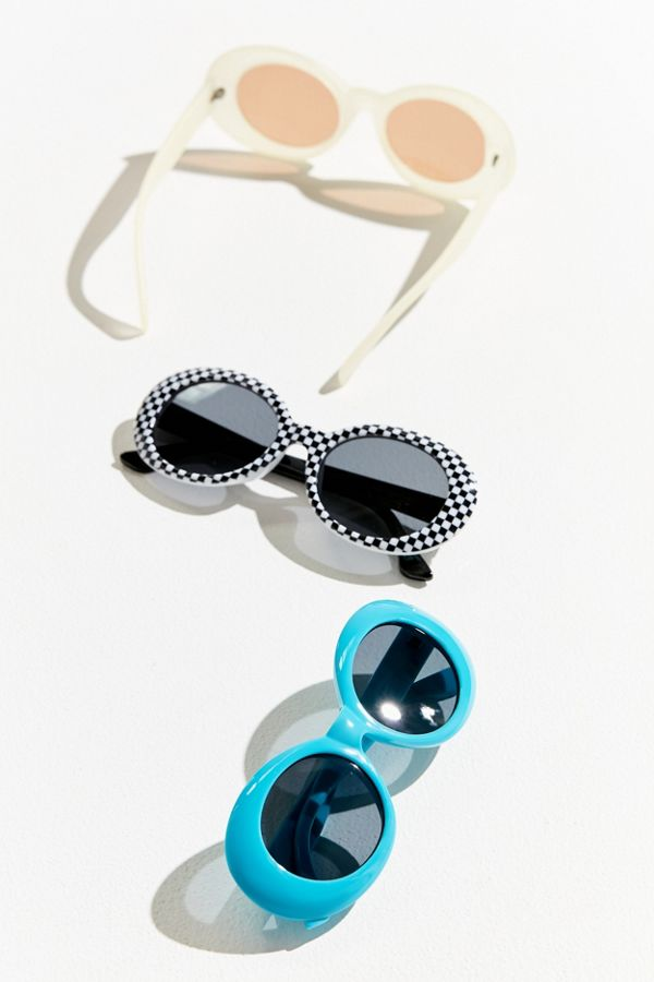 110d87d390 Your Urban Outfitters Gallery. Venice Oval Sunglasses