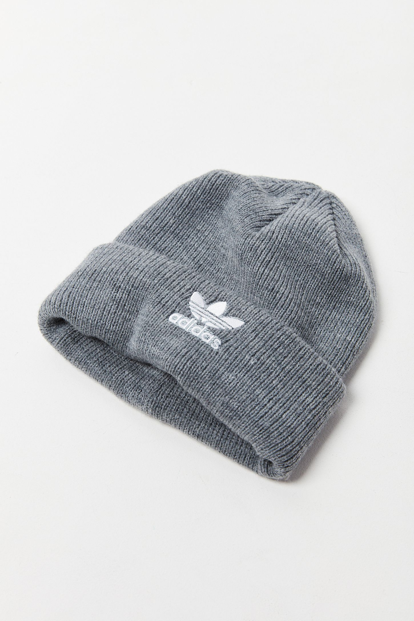 ef83748672171 adidas Originals Trefoil II Knit Beanie. Tap image to zoom. Hover to zoom.  Double Tap to Zoom