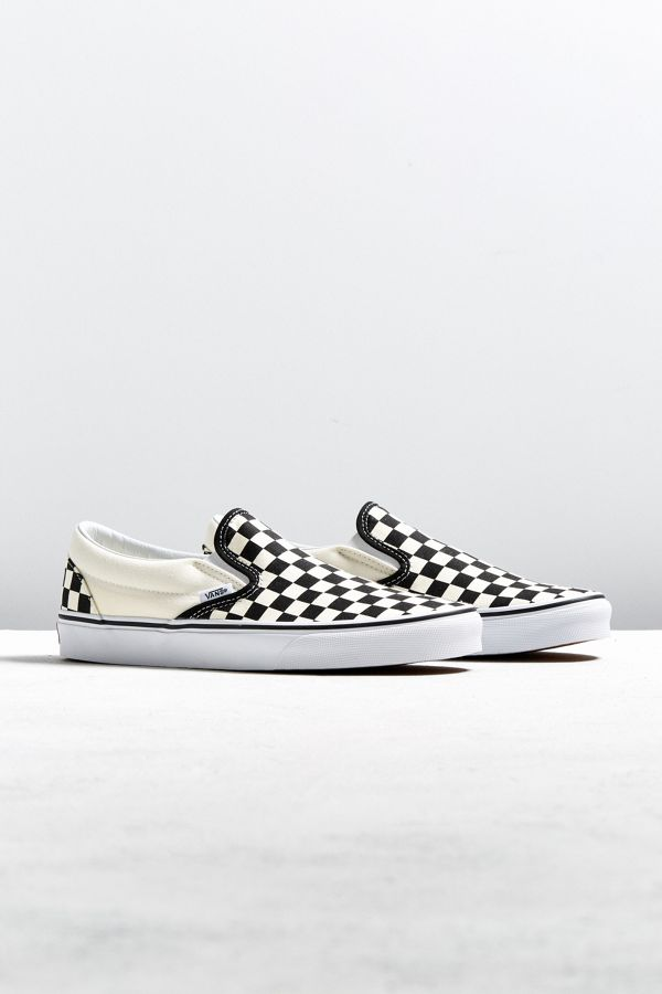 45e260afd4 Vans Slip-On Checkerboard Sneaker | Urban Outfitters