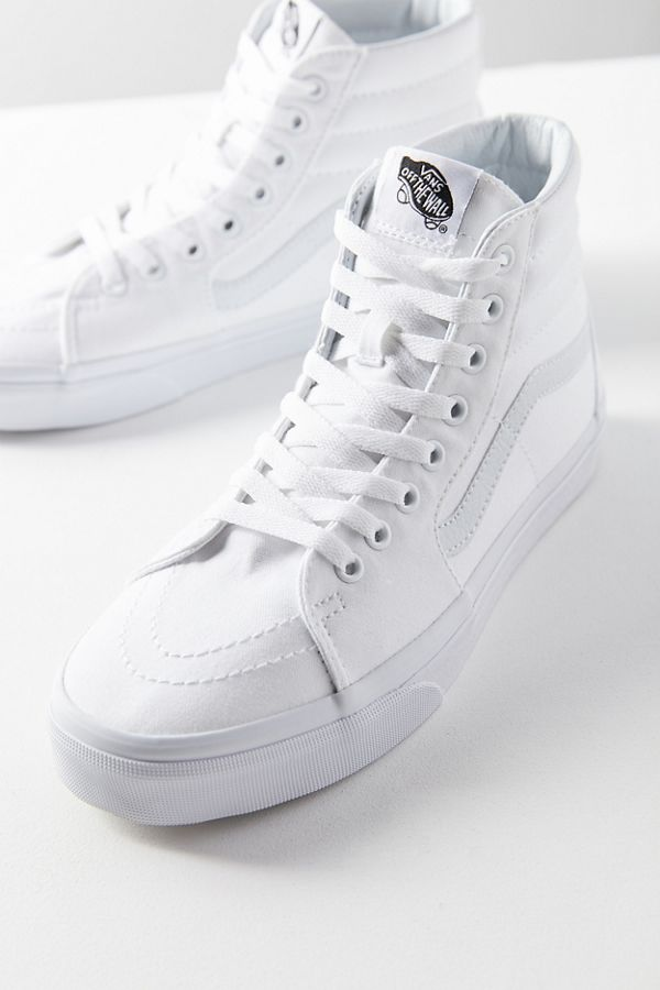 cc9c9f6281 Vans Canvas Sk8-Hi Sneaker