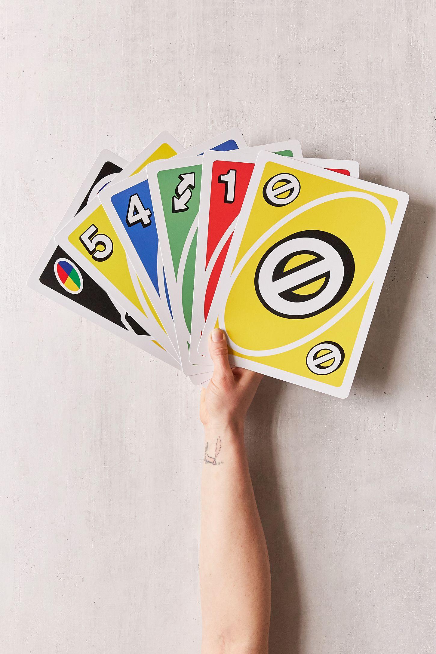 af5874956c4 Giant UNO Card Game
