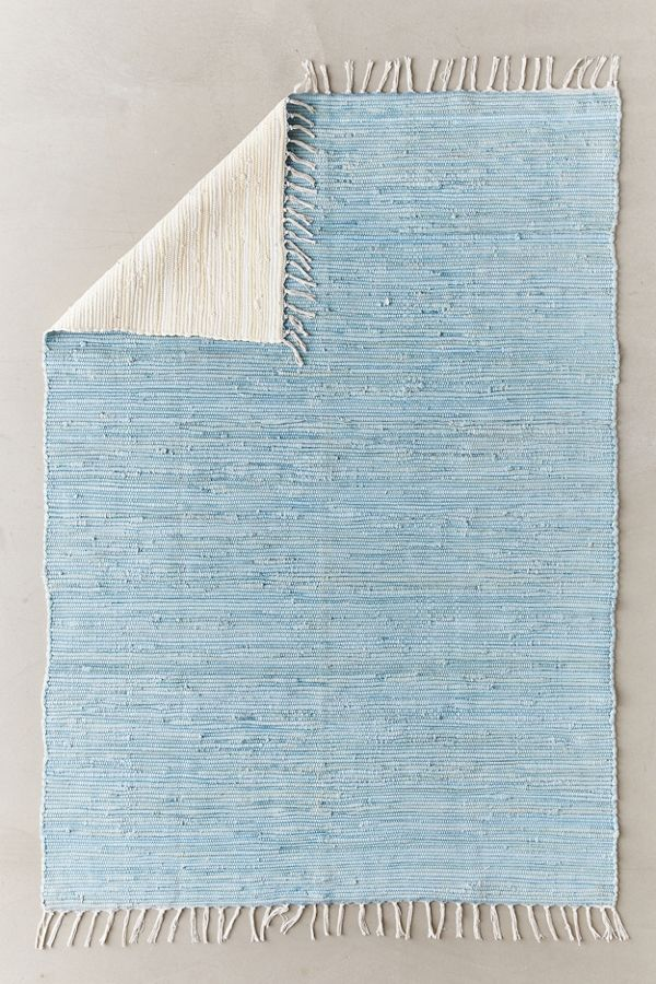 Reversible Colorblock Rug Urban Outfitters