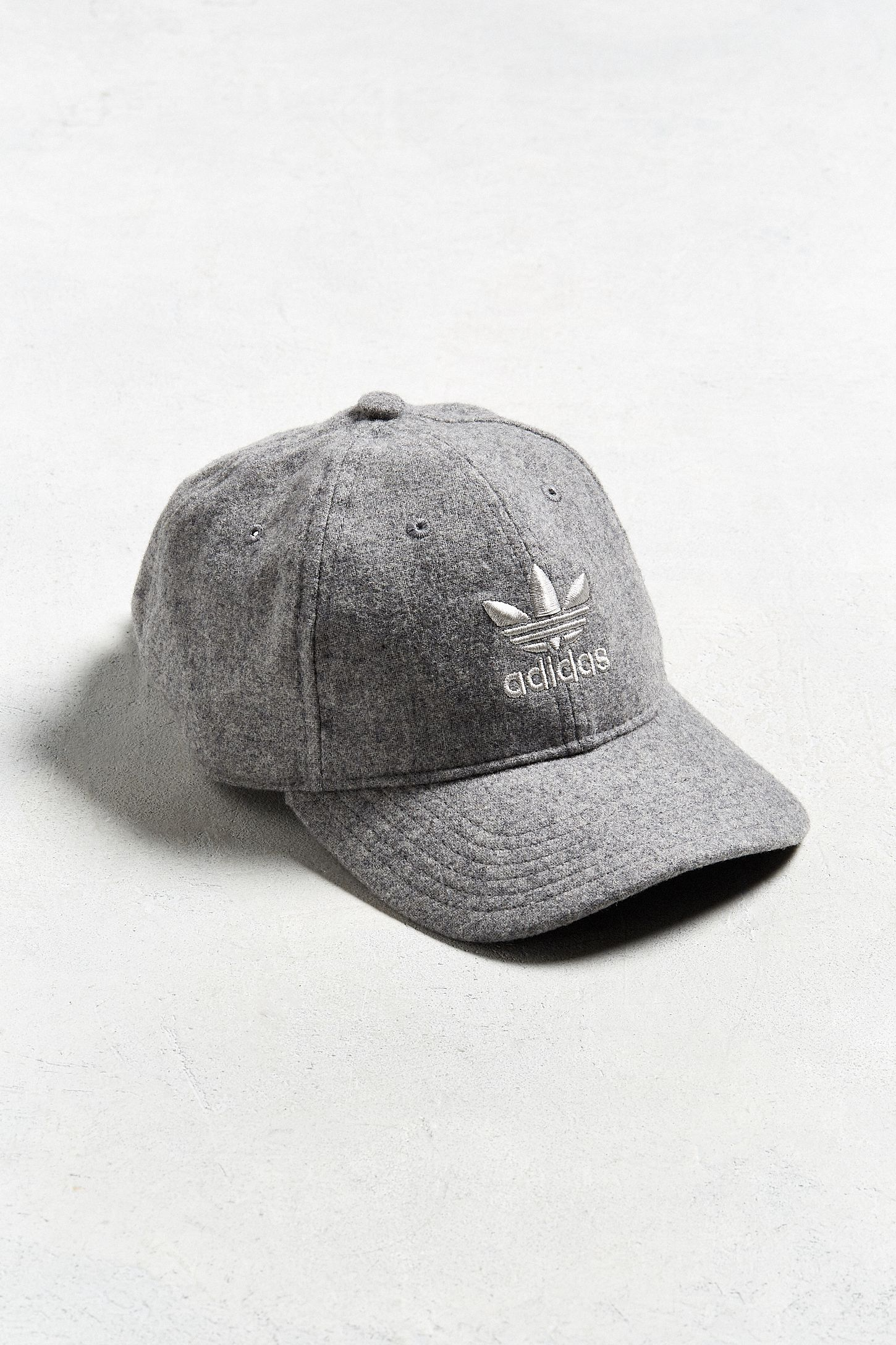 9f484b3ff91b9 adidas Wool Relaxed Baseball Hat