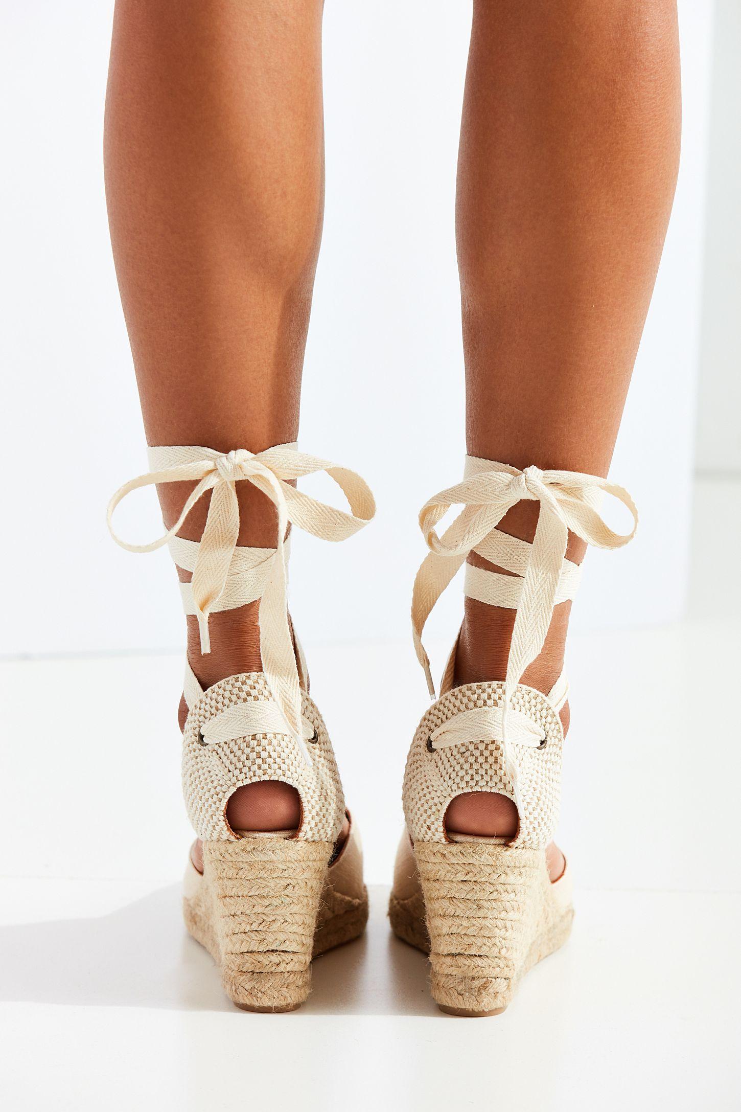 77d52f0e7c6 Slide View  6  Soludos Linen Espadrille Tall Wedge Sandal