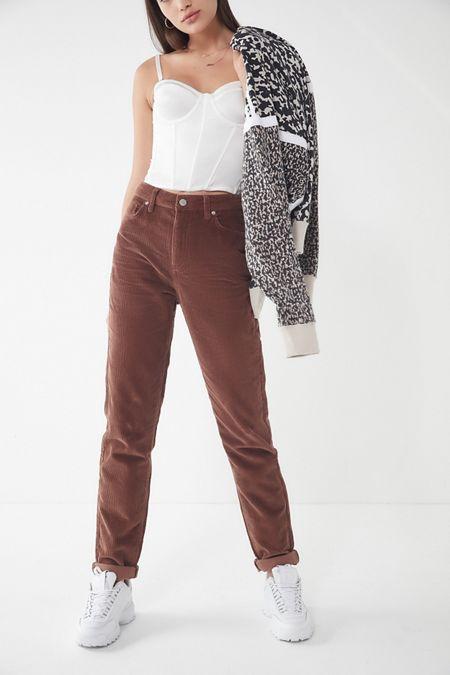 e094dd52add Blue - Women's Corduroy Clothing  Pants