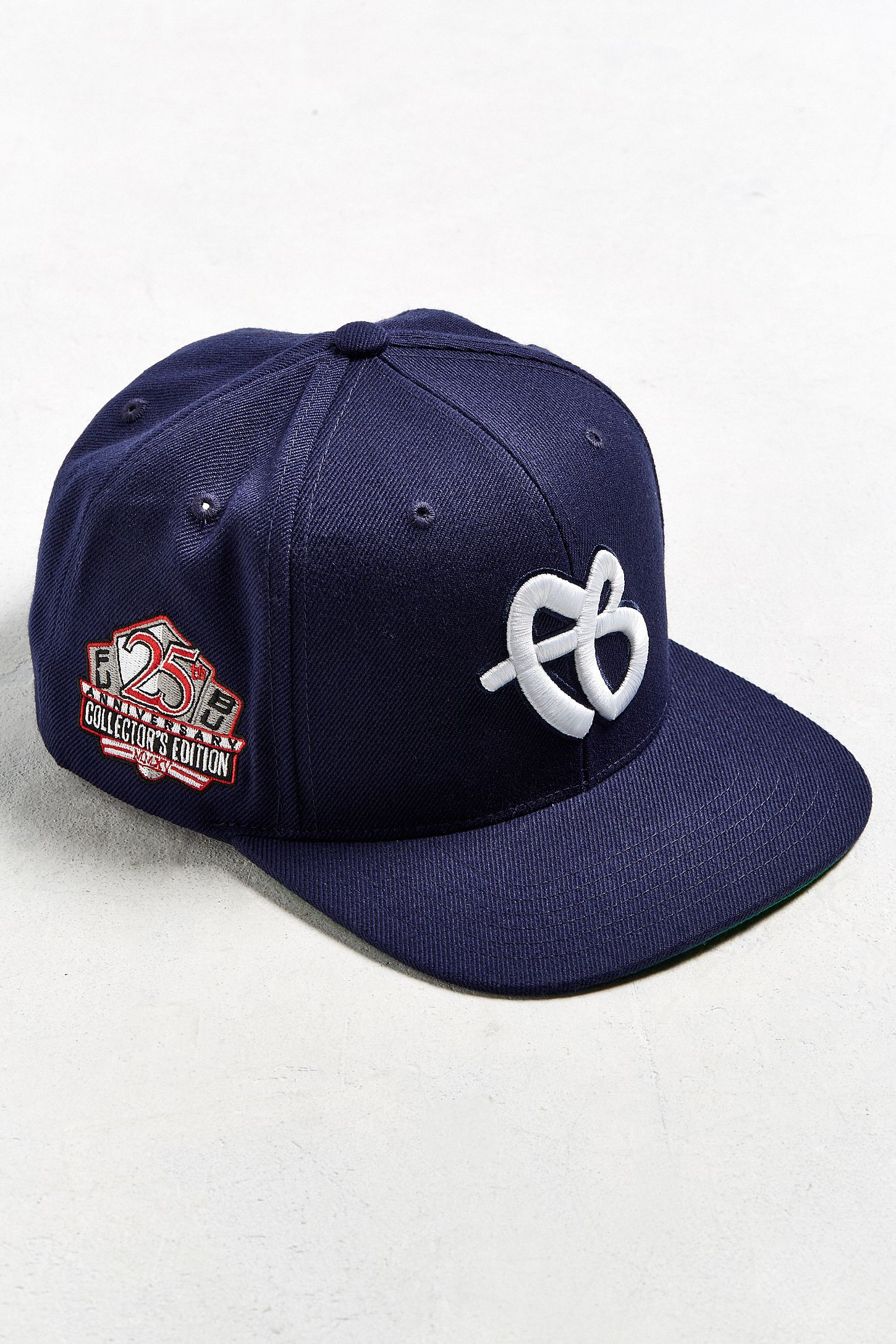 f9170a66ea880 FUBU Embroidered Snapback Hat