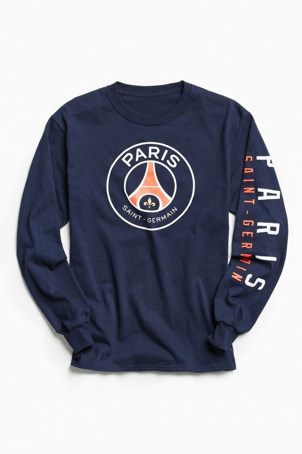 f5cfbe297f114 Slide View  1  Paris St. Germain Long Sleeve Tee