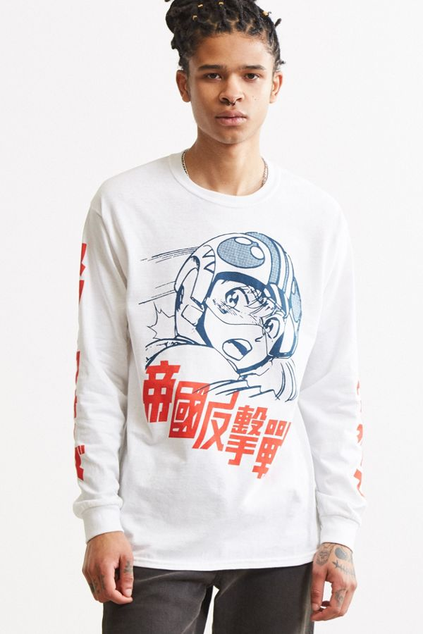 Star Wars Long Sleeve Tee Urban Outfitters