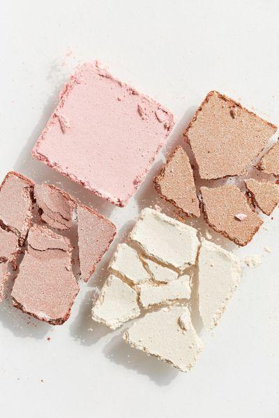 BH Cosmetics Nude Rose Sculpt & Glow Púderes highlight és