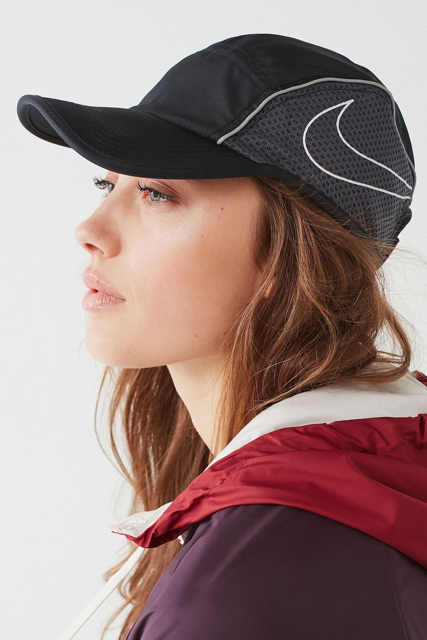 5a783a86ffb44 Nike AeroBill Nylon Running Hat