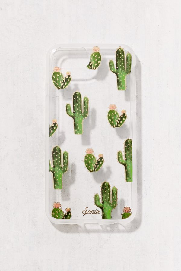 free shipping 42393 92401 Sonix X UO Prickly Pear iPhone 8/7/6/6s Case