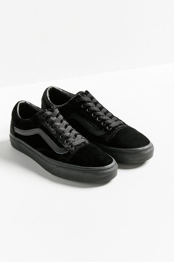 ffea8c59e3 Vans Velvet Old Skool Sneaker