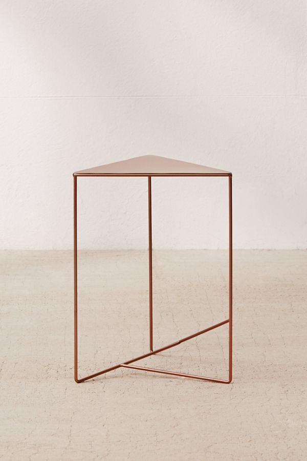 Sidetable Met La.Triangle Side Table
