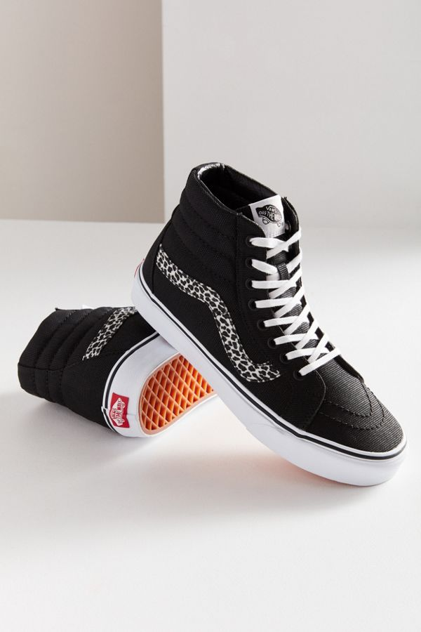 05fb9c2b29 Your Urban Outfitters Gallery. Vans Mini Leopard Sk8-Hi Reissue Sneaker